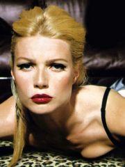 Gwyneth Paltrow in hot modeling shots.