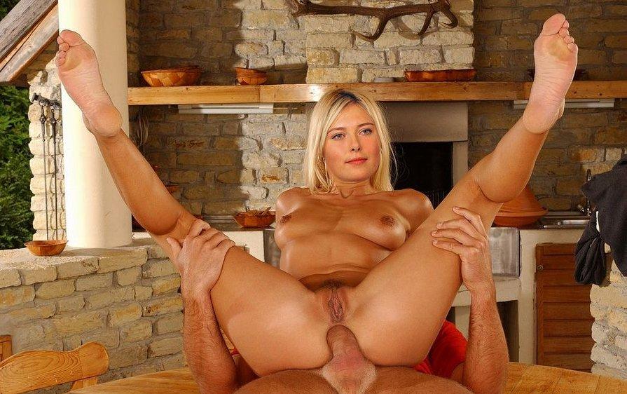Мария Шарапова порно (34 фото) подделки под эротические фотографии и реальн