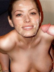 Jessica Biel looks amazing in fake nudes.