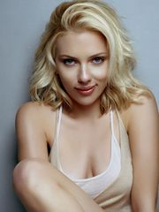 Scarlett Johansson has amazing breasts.