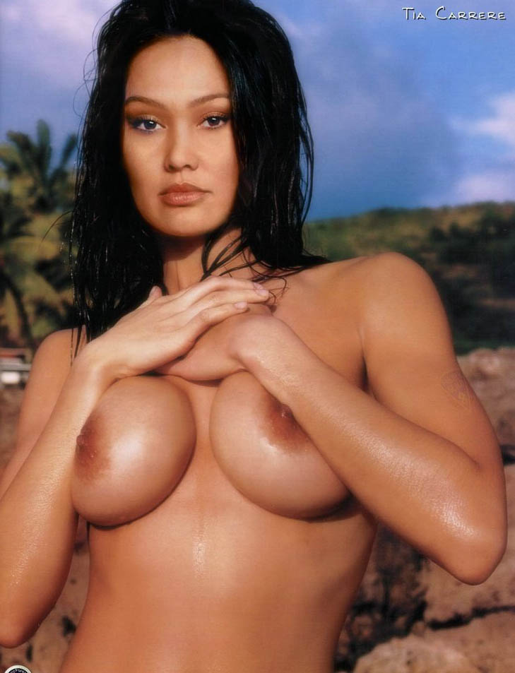 Of Asian Star Tia Carrere Getting Hardcore And Naked