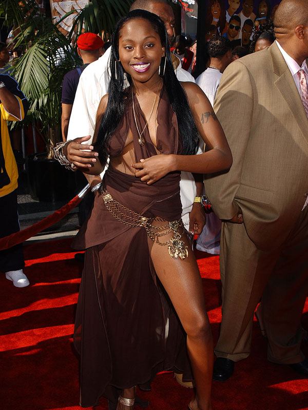Rapper foxy brown tits