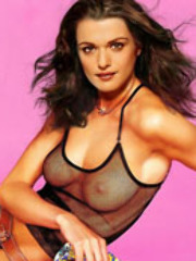 Fake pics of the lovely Rachel Weisz..