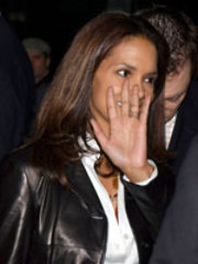 Paparazzi pics of Halle Berry at the..