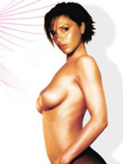 Victoria Beckham naked and fucking huge..