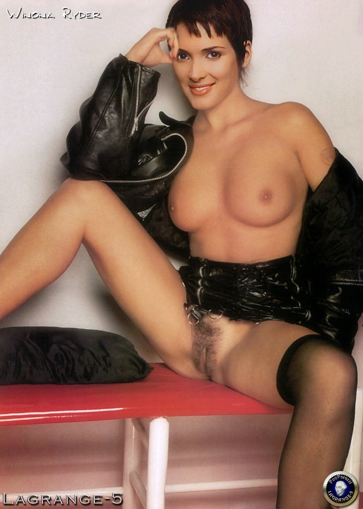 Порно фото вайноны райдер