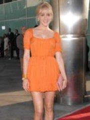 Stunning celebrity Chloe Sevingny poses..