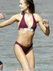 Adorable celeb Denise Richards in her..
