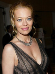 Foxy celebrity Jeri Ryan different..