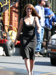 Cute celebrity Jennifer Love Hewitt has..