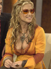 Pretty singer Anastacia hot and naked..