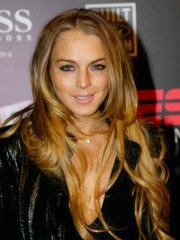 Exclusive sexy photos of Lindsay Lohan..