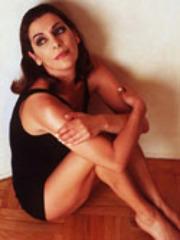 Stunning celeb Marini Sirtis looking..