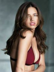 Sexy super model Adriana Lima looking..