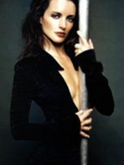 Kristin Davis wearing her fabolous..