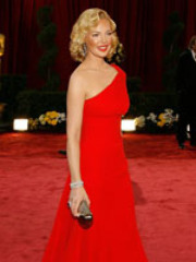 Katherine Heigl is seen here in her..