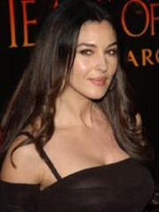 Be conducive to Monica Bellucci shows..