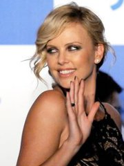 Watch as Charlize Theron heat things up..