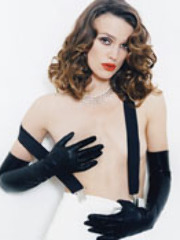 Keira Knightley defines slim n sexy in..