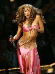Shewolf Shakira has a sweet angelic..