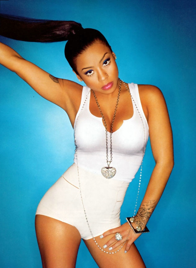 Thought differently, Keyshia cole get naked think