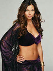 Gorgeous Charisma Carpenter in the same..