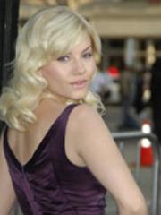 Cute blonde celeb Elisha Cuthbert..