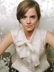 Take a peek at Emma Watson getting a..