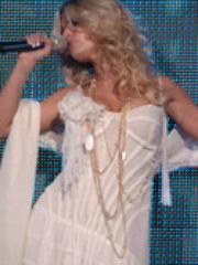 Hot celebrity singer Jessica Simpson..
