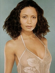 Naked pictures of sexy Thandie and a..