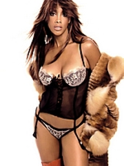 Vivica A Fo Still Sporting Some Hot Sey Curves