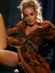 Gorgeous Sharon Stone on different..