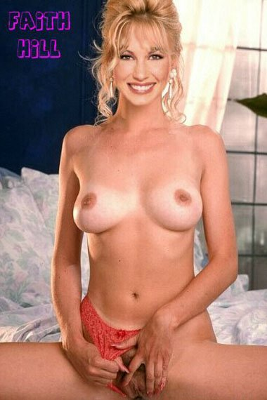 Faith hill butt naked accept