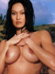 Tia Carrera Desnuda Playboy 40 Year Old British Actors