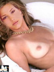 Busty celebrity hottie Daisy Fuentes..
