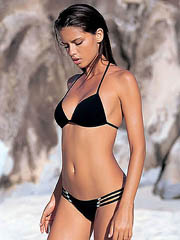 Adriana Lima hot bikini photoshoot