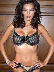 Beauty celebrity Adrianne Curry nude..