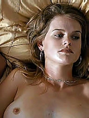 Celeb Alice Eve uncovered pics, oops!
