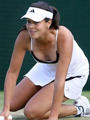 Beauty celebrity Ana Ivanovic nude..
