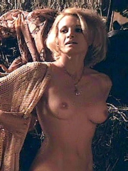 Celebrity Angie Dickinson nude pictures.