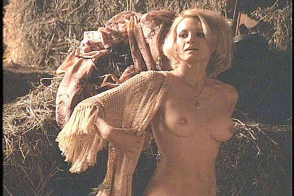 Angie dickensen upskirt