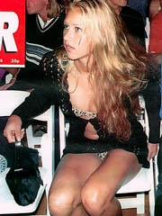 Beauty celebrity Anna Kournikova sex..