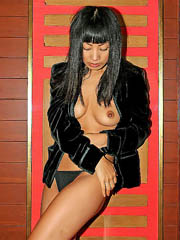 Celebrity Bai Ling nude pictures.