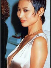 Celebrity Bai Ling naked pics, oops!