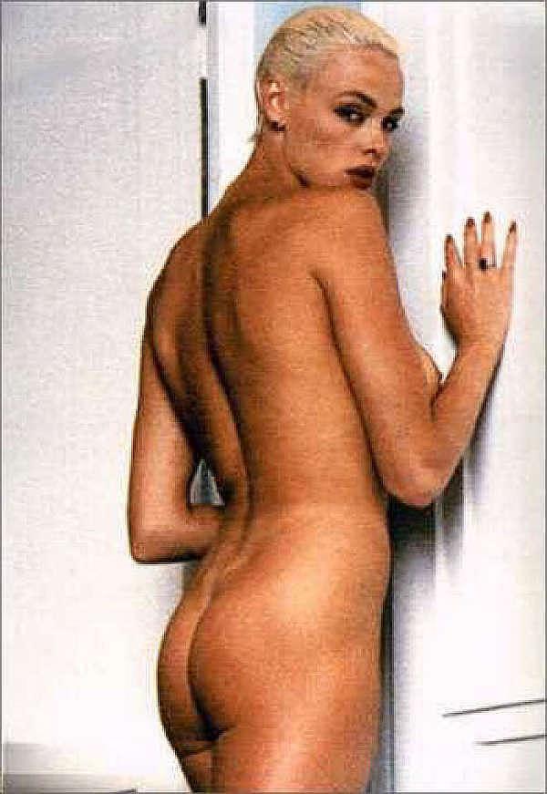 Порно фото подделки бригитта нильсен