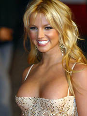 Beauty celebrity Britney Spears naked..