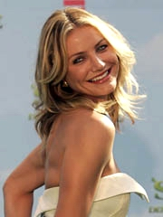 Evening star Cameron Diaz naked pics,..