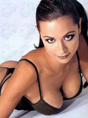 Catherine Bell looking very hot in..