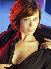 Catherine Bell big boobs in a little..