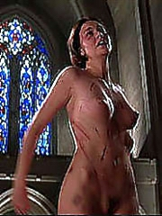 Charlize Theron naked in hot movie scene